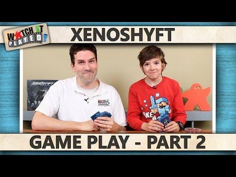 Xenoshyft - Game Play 2