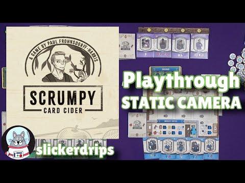 Scrumpy Card Cider | Playthrough (Static Camera)