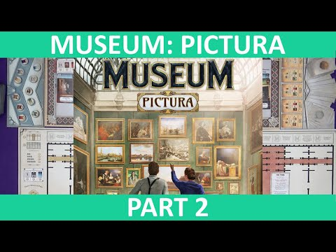 Museum: Pictura | Playthrough (Static Camera) [Part 2] | slickerdrips