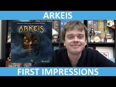 Arkeis | First Impressions | slickerdrips