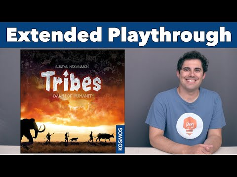 Tribes: Dawn of Humanity Extended Playthrough - JonGetsGames