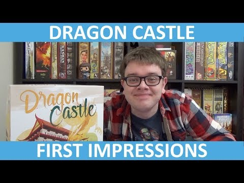 Dragon Castle - First Impressions - slickerdrips