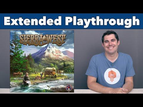 Sierra West Extended Playthrough - JonGetsGames