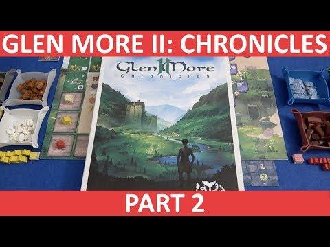 Glen More II: Chronicles - Playthrough [Part 2] - slickerdrips