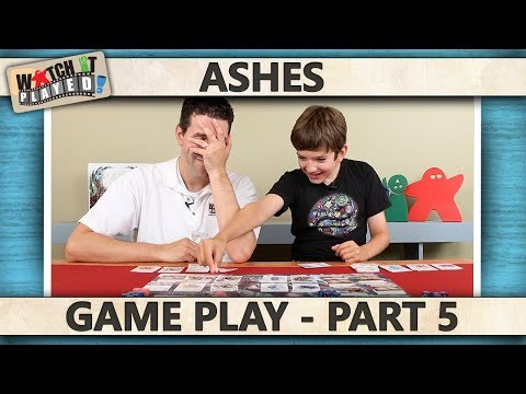 Ashes - Game Play 5