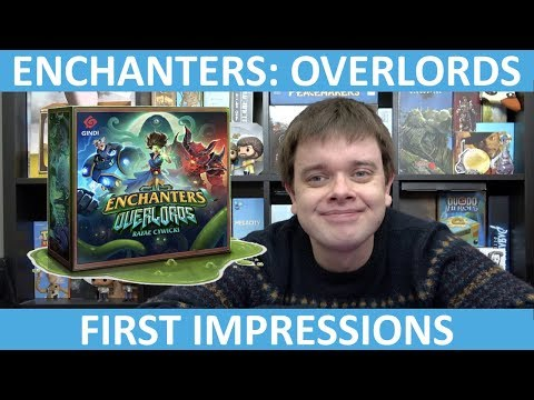 Enchanters: Overlords | First Impressions | slickerdrips