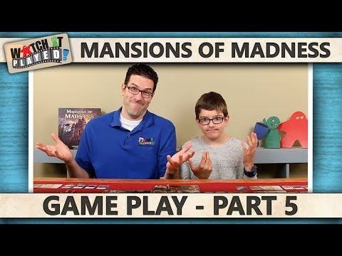 Mansions Of Madness - Game Play 5