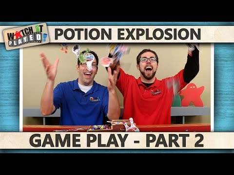Potion Explosion - Game Play 2