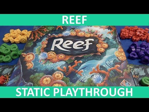 Reef - Playthrough (Static Camera) - slickerdrips