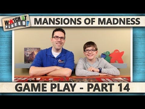 Mansions Of Madness - Game Play 14