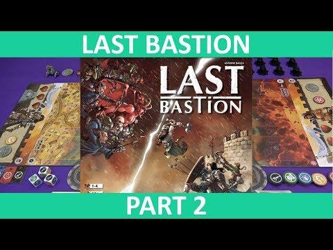 Last Bastion | Playthrough (Static Camera) [Part 2] | slickerdrips