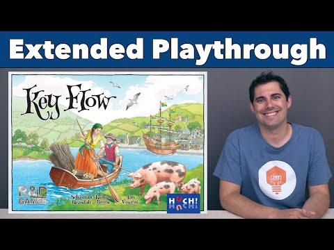 Key Flow Extended Playthrough - JonGetsGames