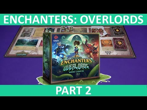 Enchanters: Overlords | Playthrough (Static Camera) [Part 2] | slickerdrips