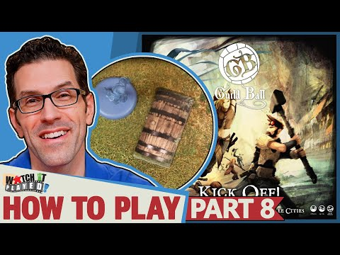 Guild Ball - How To Play (Part 8) - Terrain & Guild Plots