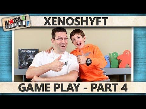 Xenoshyft - Game Play 4
