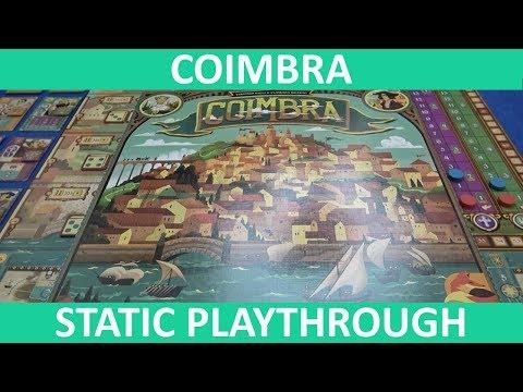 Coimbra - Playthrough (Static) - slickerdrips
