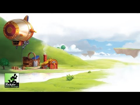 Charterstone Extended Gameplay