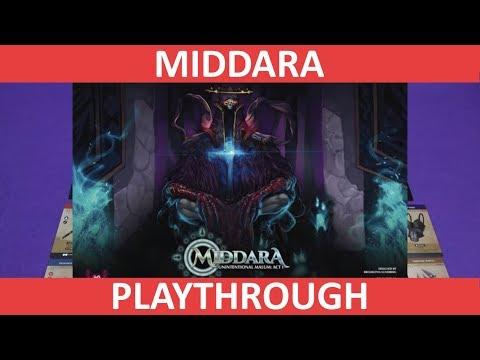 Middara | Scenario 1 Playthrough | slickerdrips