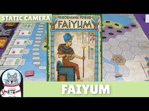 Faiyum | Solo Playthrough (Static Camera)