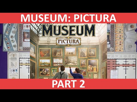 Museum: Pictura | Playthrough [Part 2] | slickerdrips