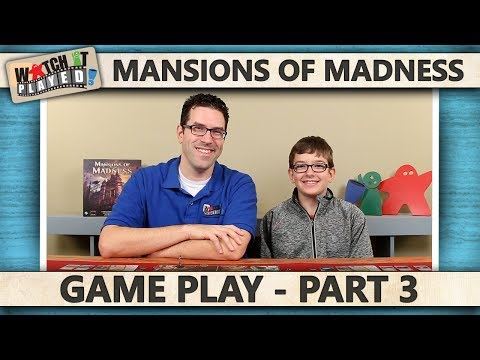 Mansions Of Madness - Game Play 3