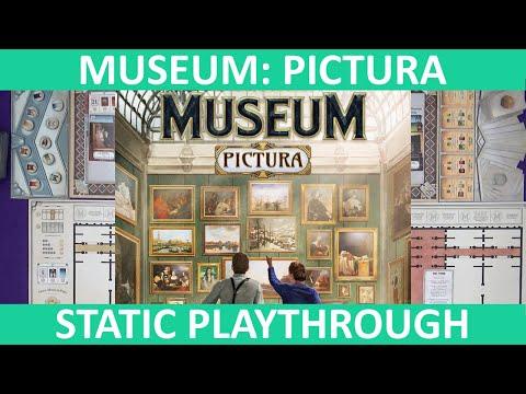 Museum: Pictura | Playthrough (Static Camera) | slickerdrips