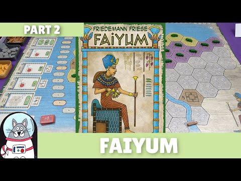 Faiyum | Solo Playthrough (Static Camera) [Part 2]