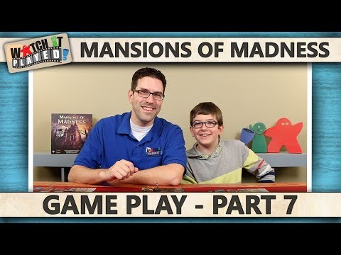 Mansions Of Madness - Game Play 7