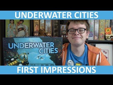 Underwater Cities - First Impressions - slickerdrips