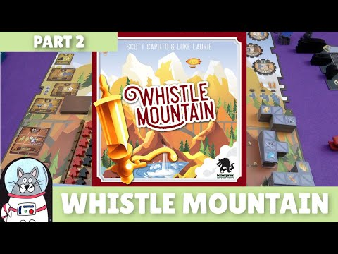 Whistle Mountain   Playthrough (Static Camera) [Part 2]   slickerdrips
