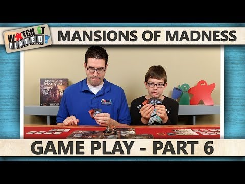 Mansions Of Madness - Game Play 6