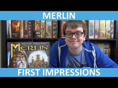 Merlin - First Impressions