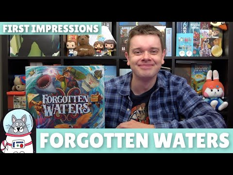 Forgotten Waters | First Impressions | slickerdrips