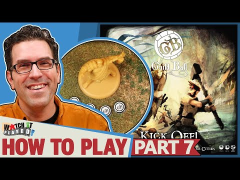 Guild Ball - How To Play (Part 7) - Momentum & Conditions