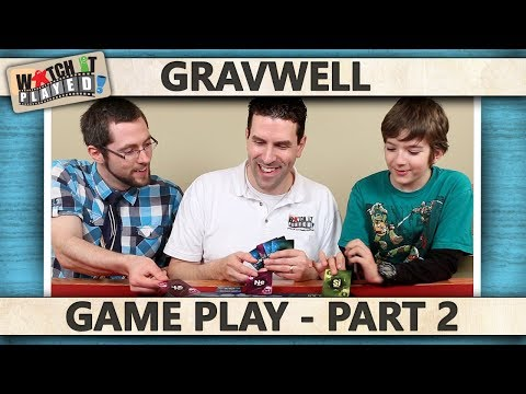 Gravwell - Game Play 2