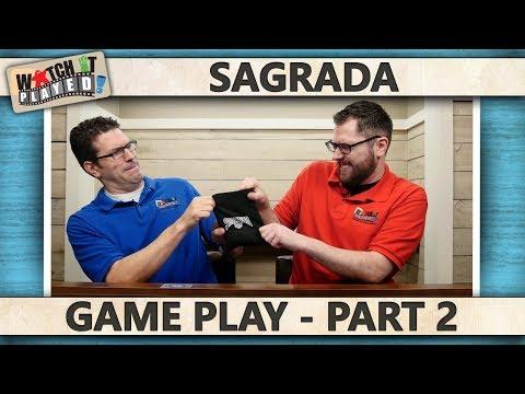 Sagrada - Game Play 2