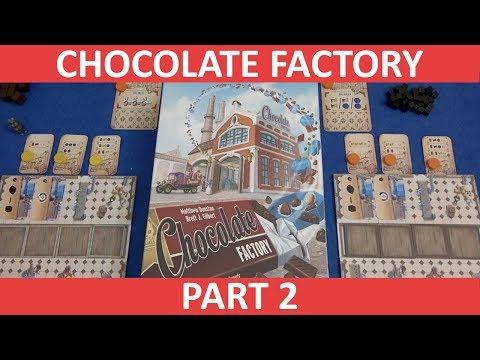 Chocolate Factory - Playthrough [Part 2] - slickerdrips
