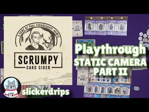 Scrumpy Card Cider | Playthrough (Static Camera) [Part 2]