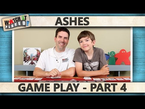 Ashes - Game Play 4