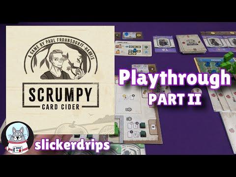Scrumpy Card Cider | Playthrough [Part 2]