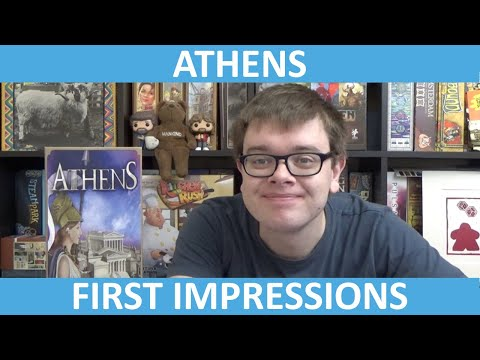 Athens - First Impressions - slickerdrips