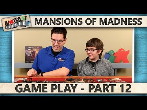 Mansions Of Madness - Game Play 12