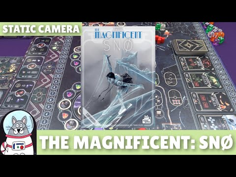 The Magnificent: SNØ - Solo Playthrough (Static Camera)