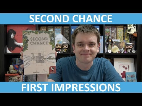 Second Chance | First Impressions | slickerdrips