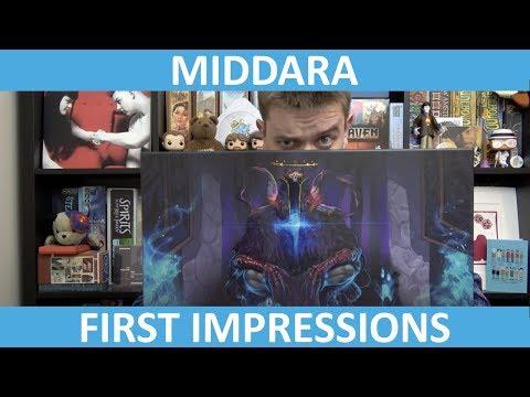 Middara | First Impressions | slickerdrips