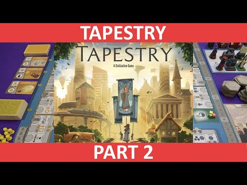 Tapestry | Playthrough [Part 2] | slickerdrips