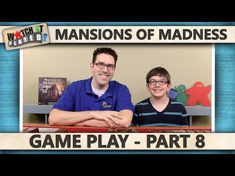 Mansions Of Madness - Game Play 8
