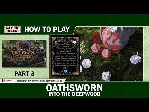 Oathsworn: Into the Deepwood - How to Play - Part 3: The Encounter