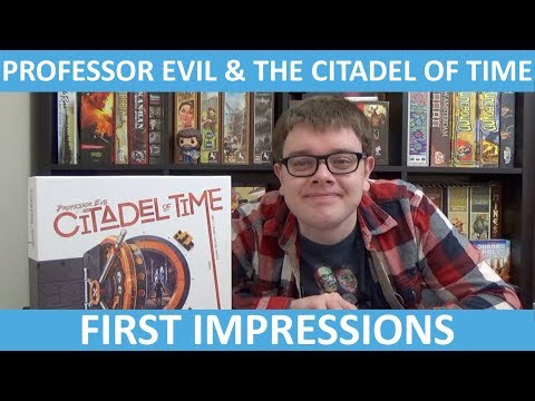 Professor Evil and the Citadel of Time - First Impressions - slickerdrips