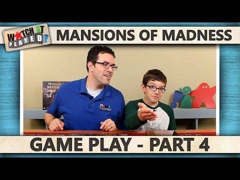 Mansions Of Madness - Game Play 4